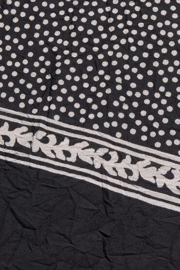 ELVIRA TOP, BLACK ORG, hi-res