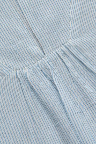 HADEEN TUNIKA, BLUE PEARL, hi-res