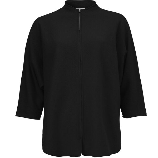 LOCIA CARDIGAN, BLACK, hi-res