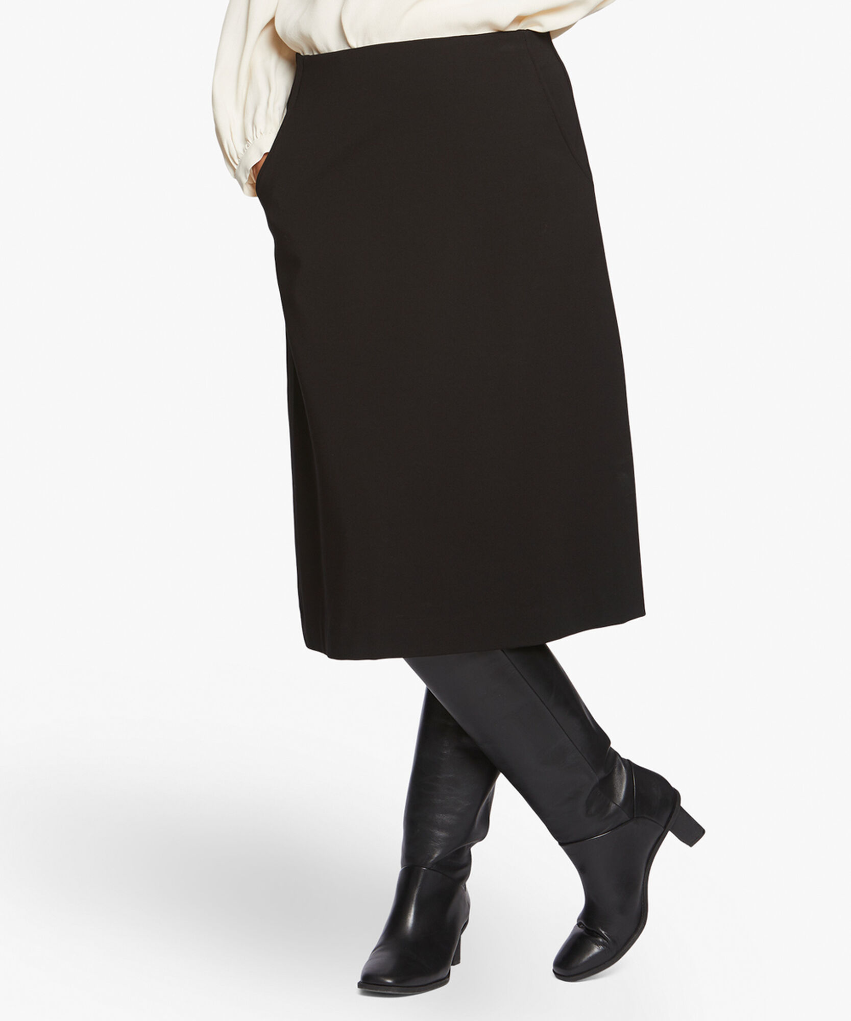 SARITA NEDERDEL, Black, hi-res
