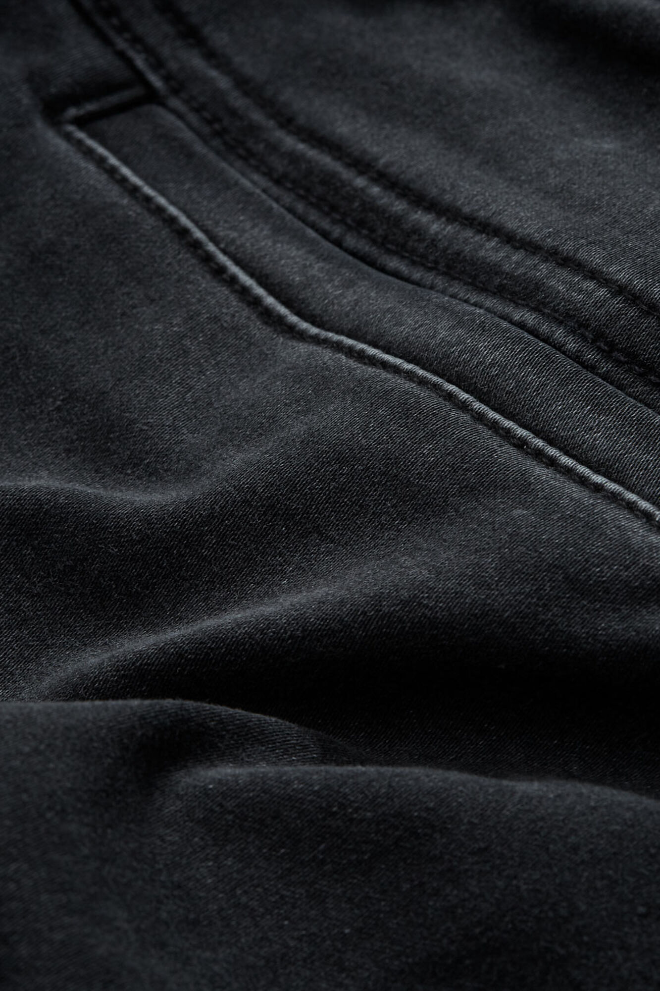 PENNY BUKSER LONG, Black, hi-res