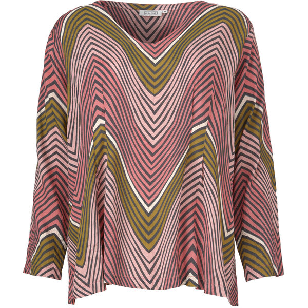 DAFNA TOP, BLUSH, hi-res