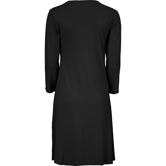 IBONE CARDIGAN, BLACK, hi-res