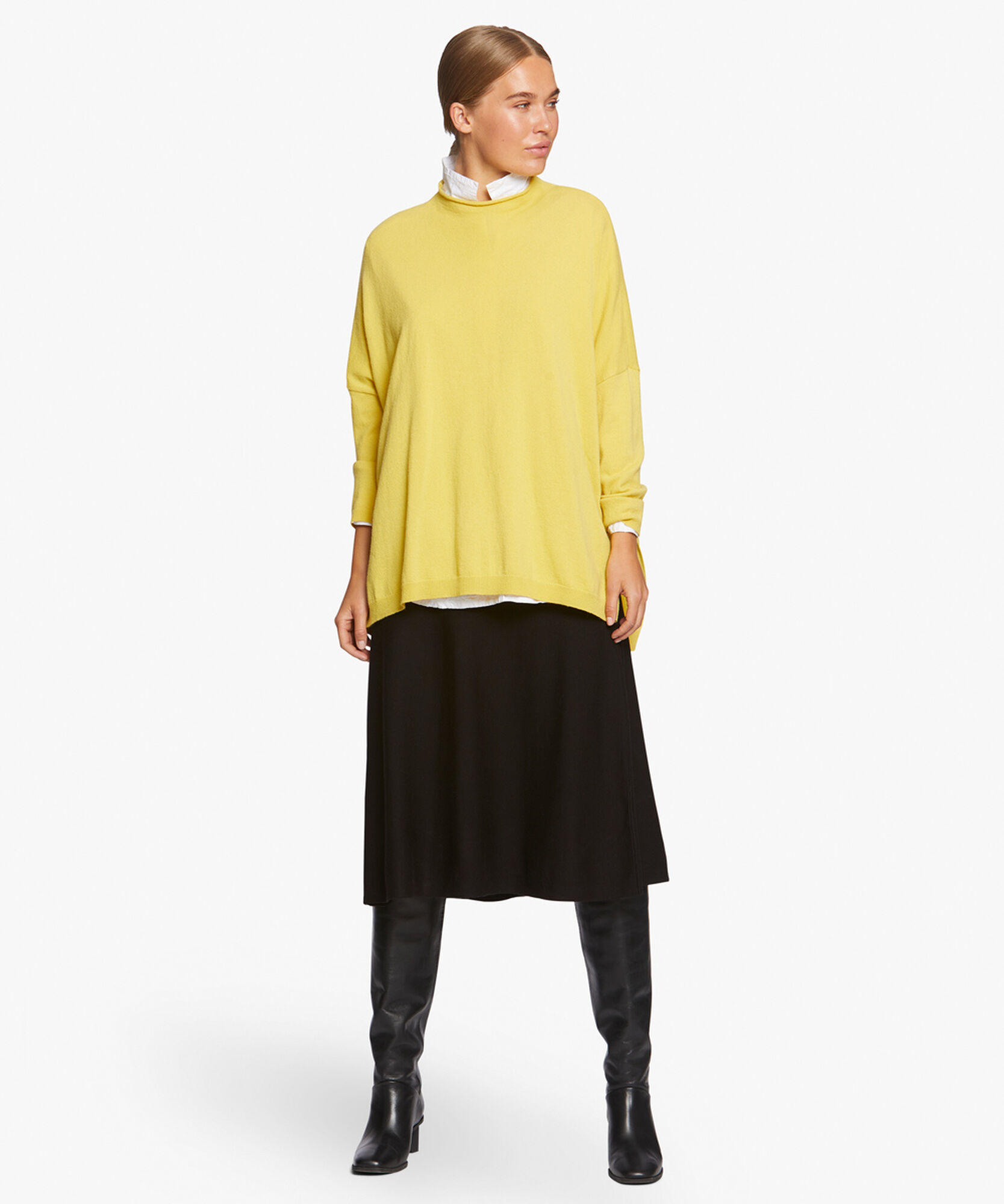 FINOLA TOP, Oil Yellow, hi-res