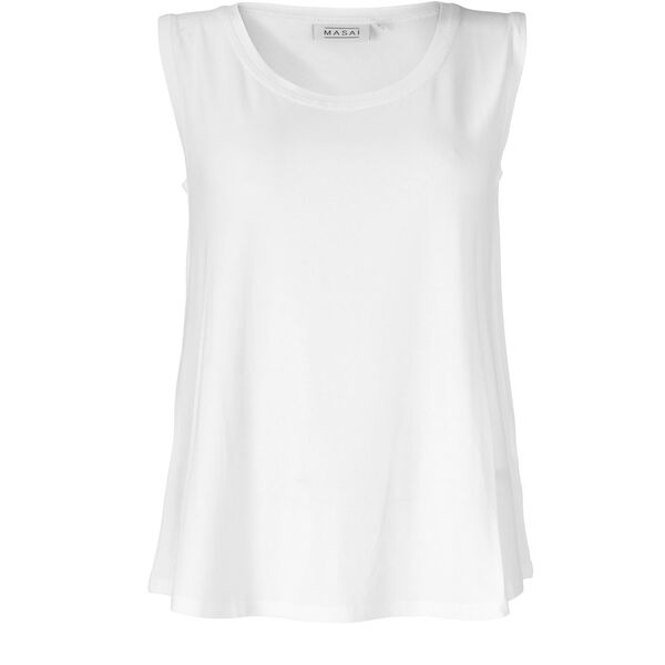ELISA TOP, WHITE, hi-res
