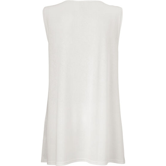 ELTA TOP, CREAM, hi-res
