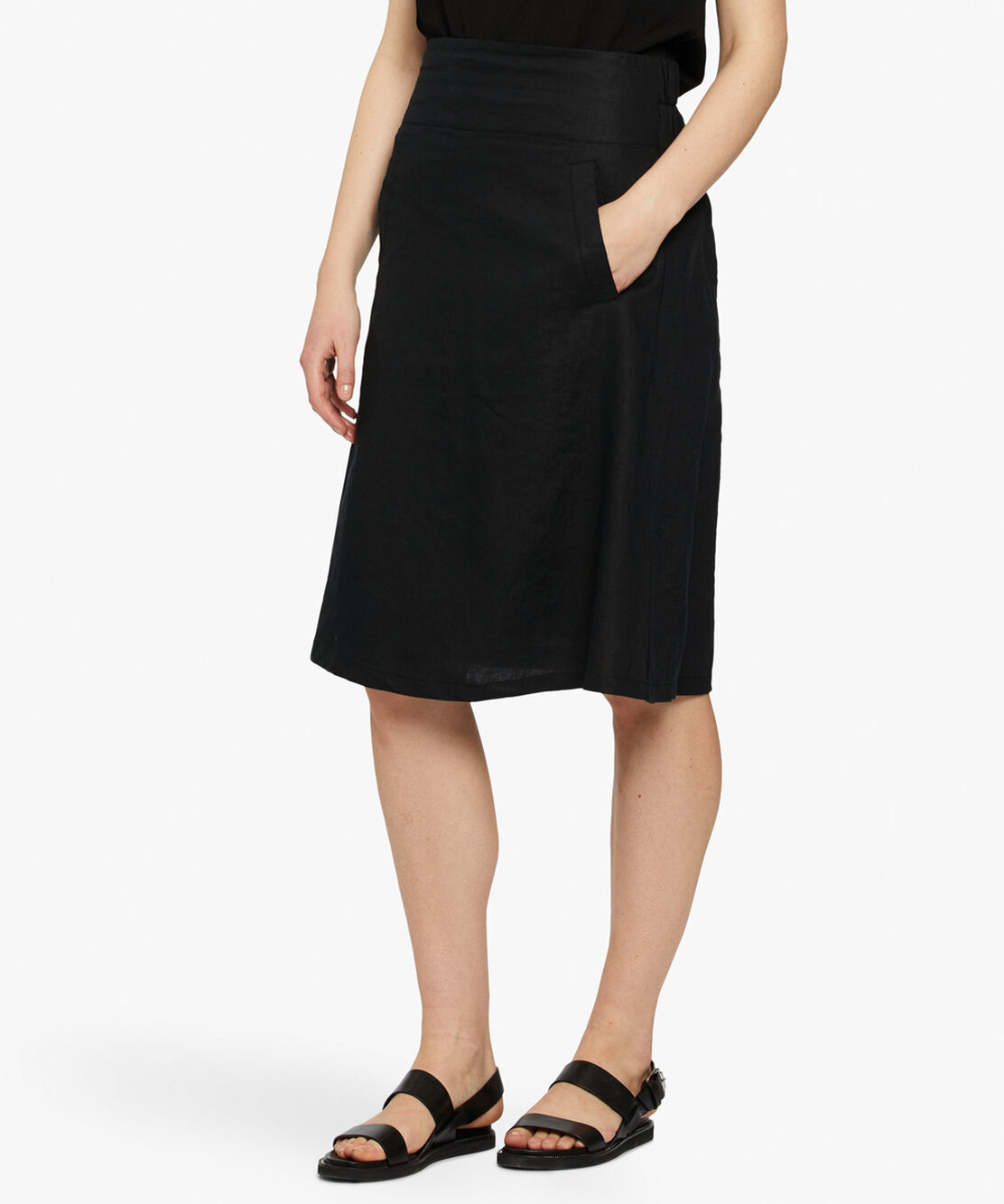 SAPHIRA NEDERDEL, Black, hi-res