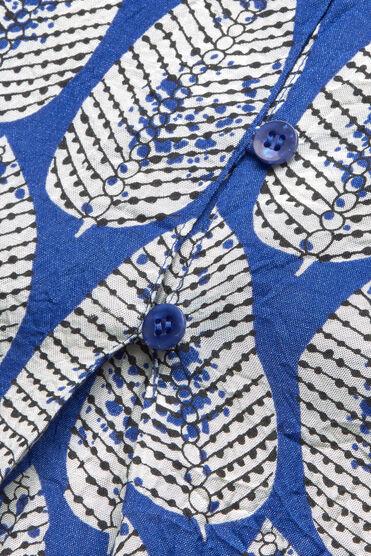 NARI KJOLE, GREEK BLUE, hi-res
