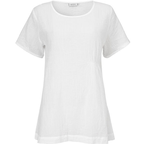 DOROTA TOP, WHITE, hi-res