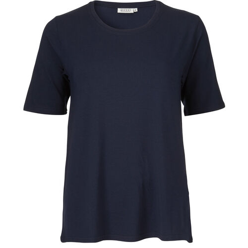 BUTTA TOP, NAVY, hi-res