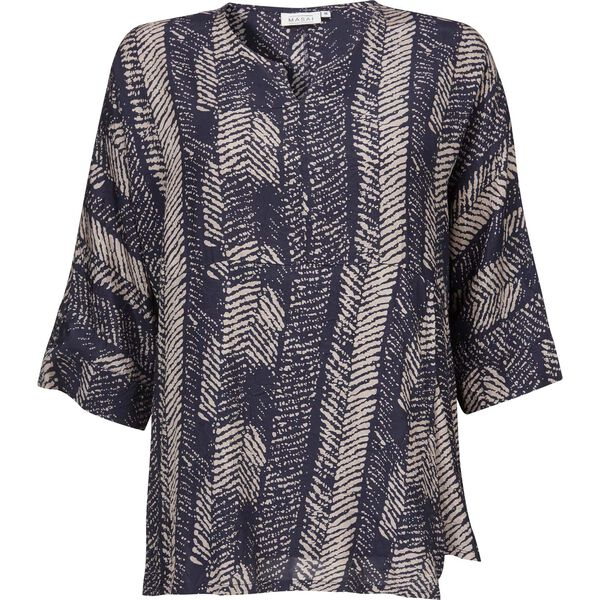 BADISSI TOP, NAVY, hi-res