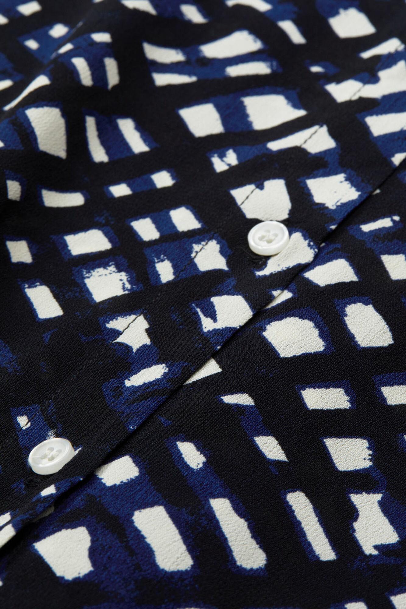 IASNA SKJORTE, Medieval blue, hi-res
