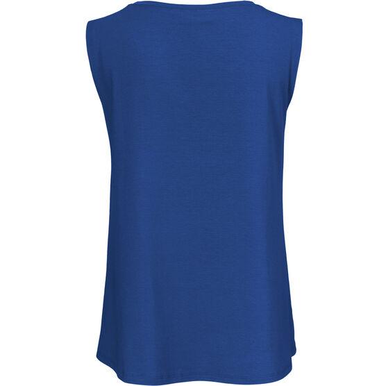 ELISA TOP, ROYAL BLUE, hi-res