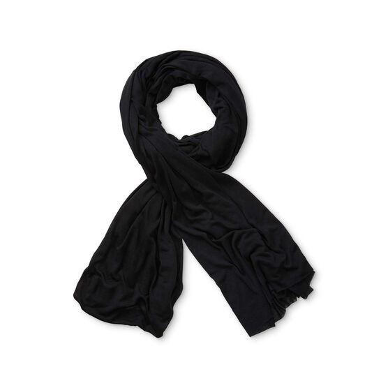 Amega tørklæde, BLACK, hi-res