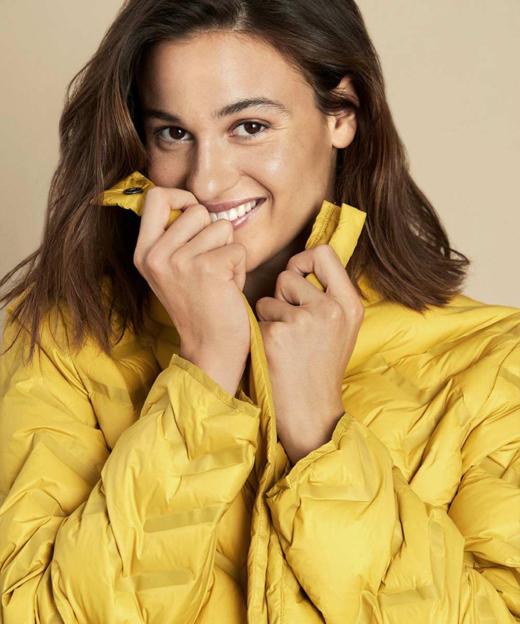 TUVA JAKKE, Oil Yellow, hi-res