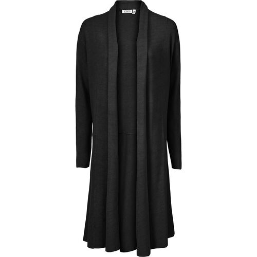 LISA CARDIGAN, Black, hi-res