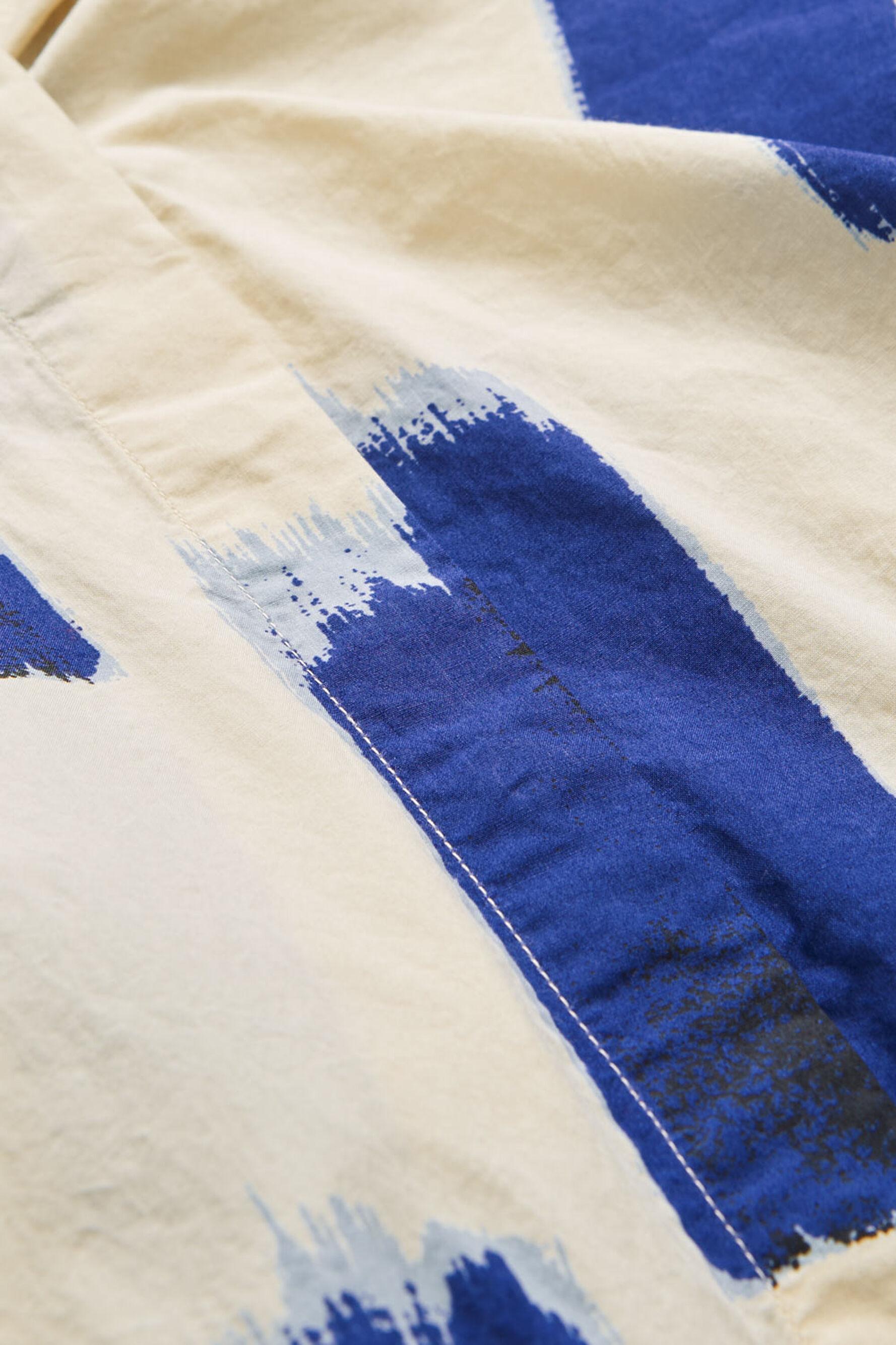 IMAMY SKJORTE, Clematis Blue, hi-res