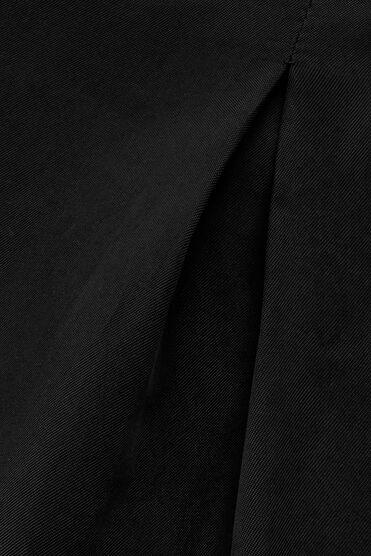 PALINE BUKSER, BLACK, hi-res