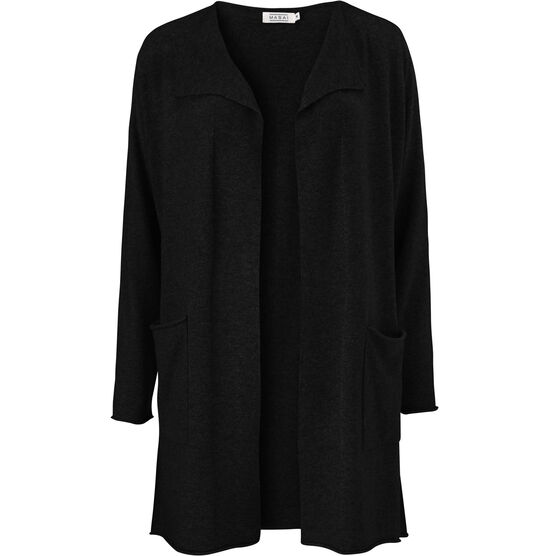 LOTTE CARDIGAN, BLACK, hi-res
