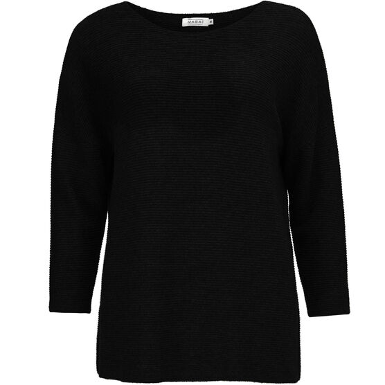 FRILLI TOP, BLACK, hi-res