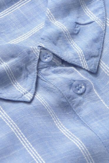 ISEL SKJORTE, Medieval blue, hi-res