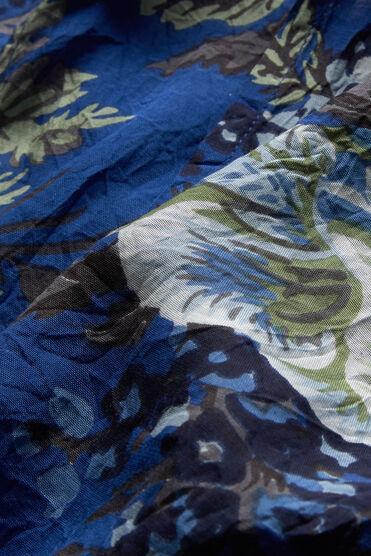 ALONG TØRKLÆDE, GREEK BLUE, hi-res