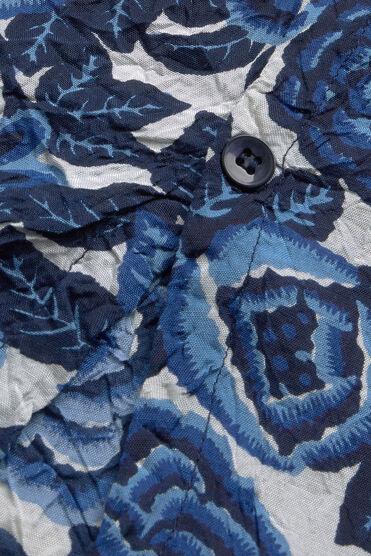 GARNETTA TUNIKA, GREEK BLUE, hi-res
