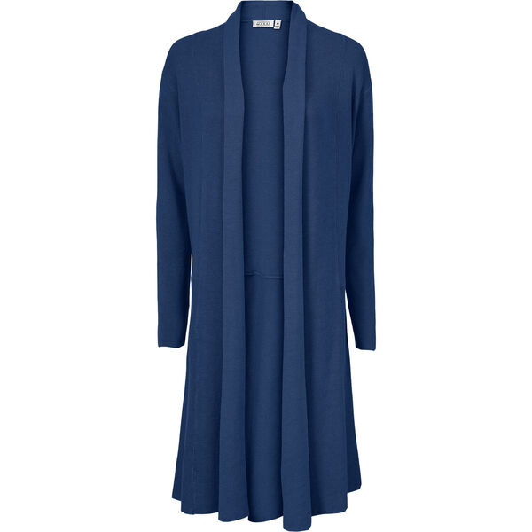 LISA CARDIGAN, Medieval blue, hi-res