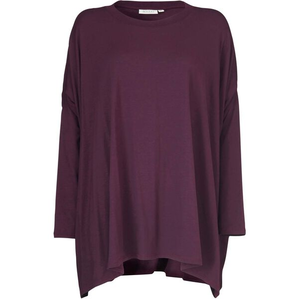 DIONA TOP, BURGUNDY, hi-res