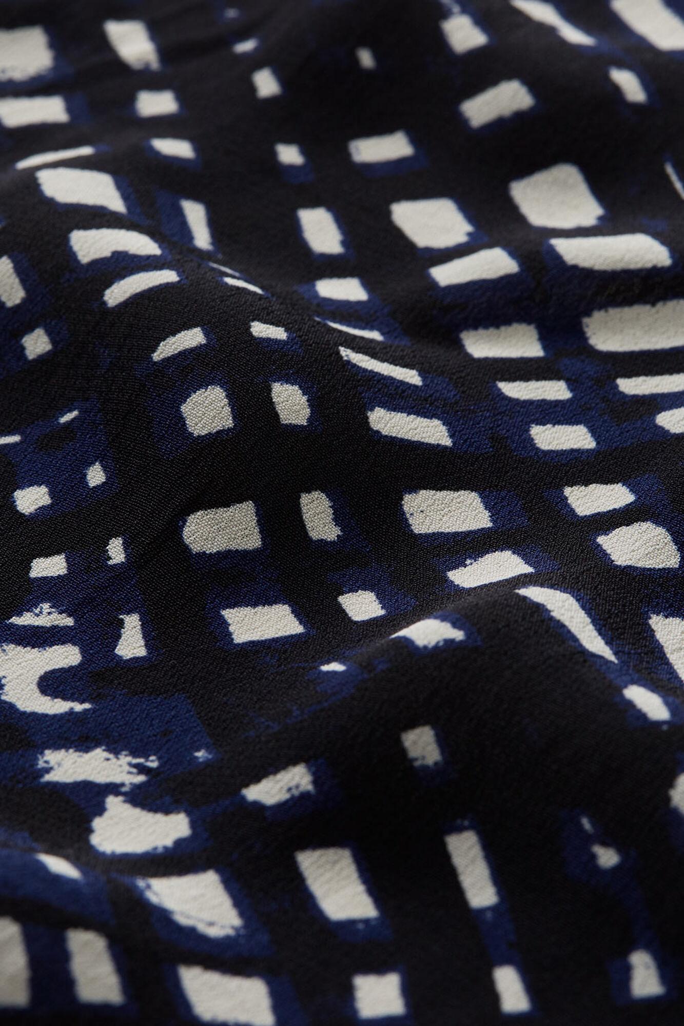 ALONG TØRKLÆDE, Medieval blue, hi-res