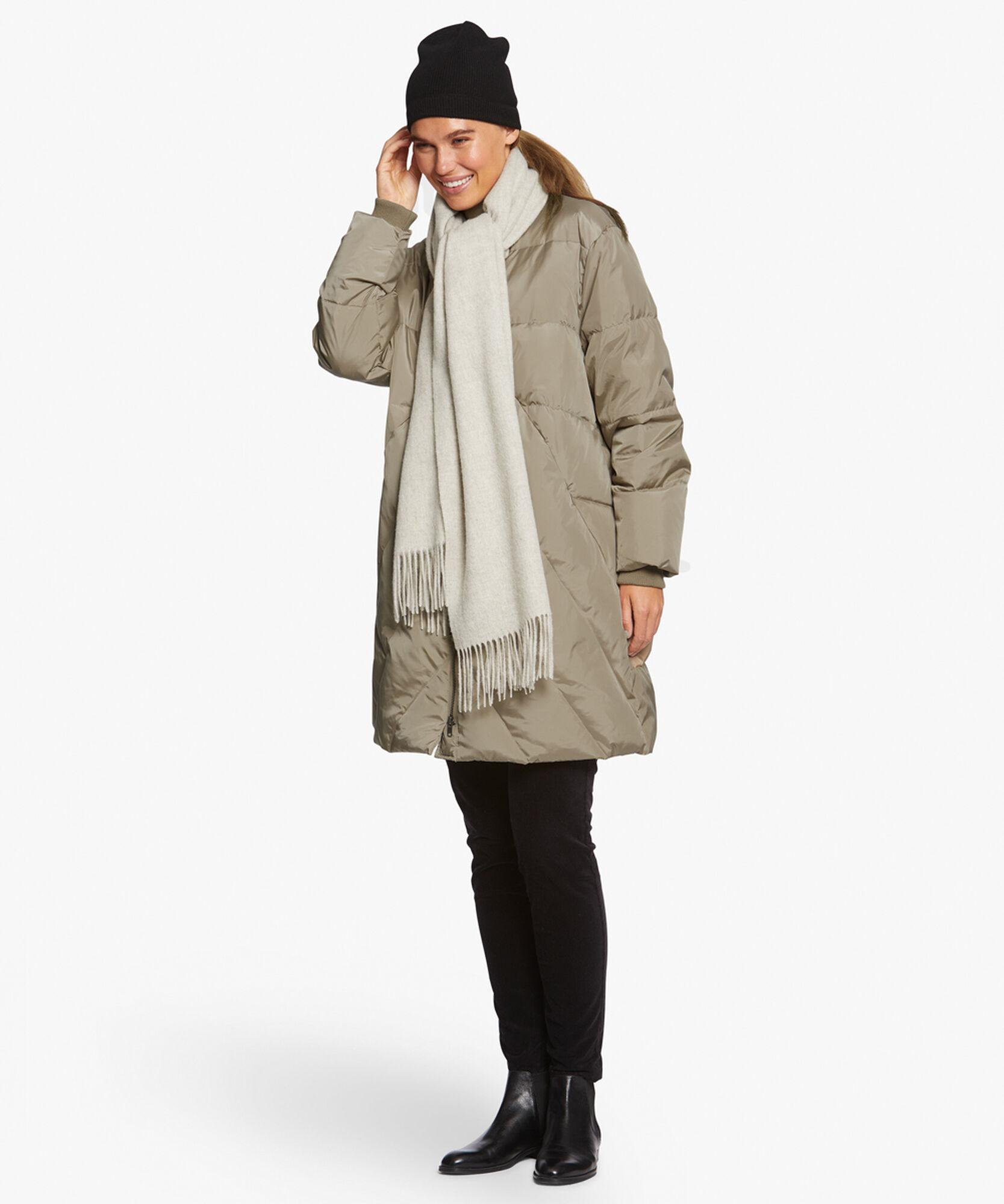 ANNA TØRKLÆDE, L beige mel., hi-res