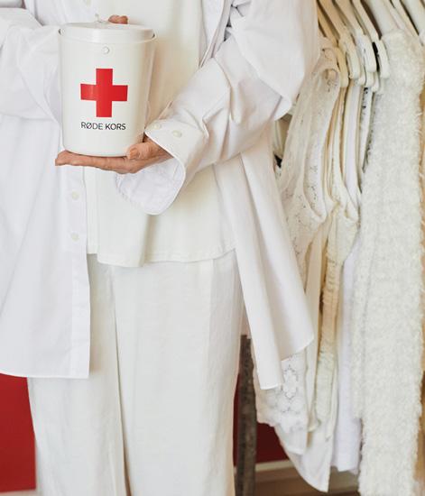 Røde Kors og Masai. Giv Glæden tilbage